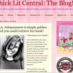 Chick Lit Central_ The Blog!_ L.A. Johannesson is simply golden and you could retrieve her book!