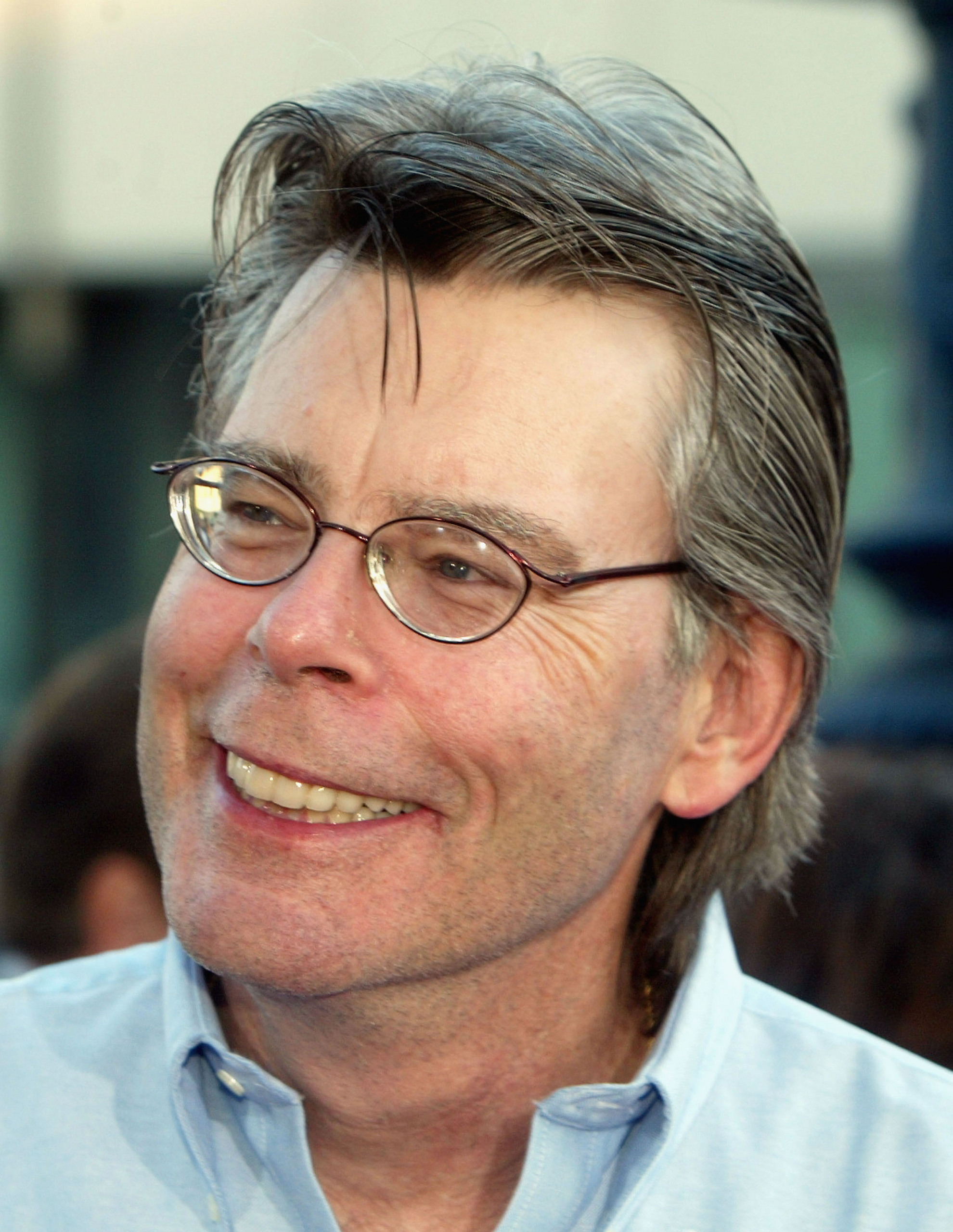 stephen king by kayla buchignani on prezi